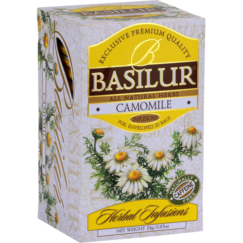 Herbal Infusion - Camomile 24g
