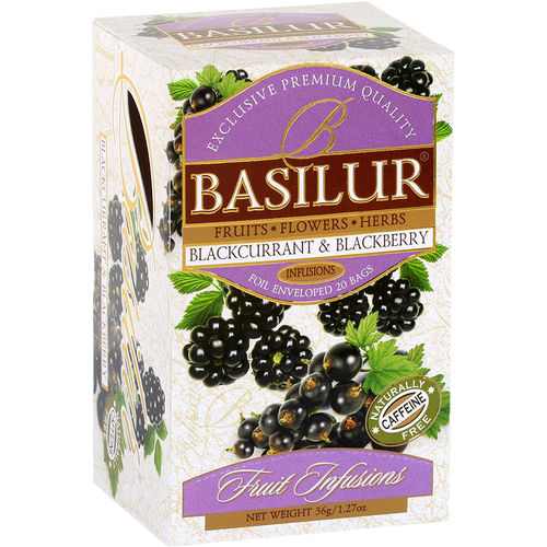 Blackcurrant Blackberry 36g