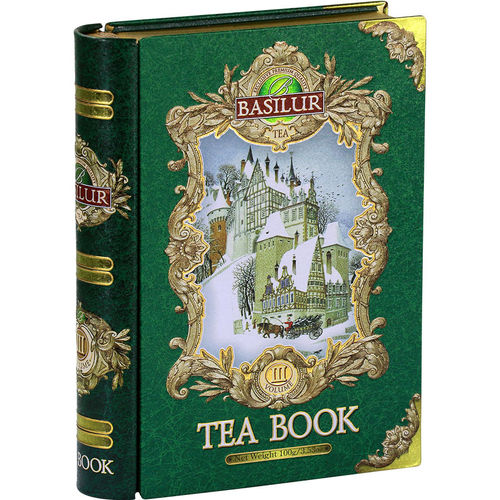 Tea Book Vol.3 - Green 100g