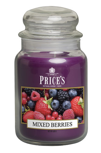 Price´s Mixed Berries 630gr