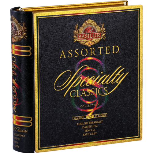 Tea Book - Classic Collection 60g
